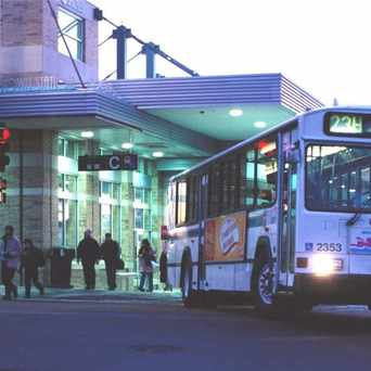 Photo of Uptown Transit Center in Uptown, Minneapolis