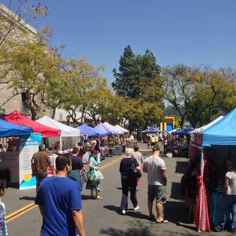 Photo of Montrose Farmers Market in Montrose Verdugo City, Glendale