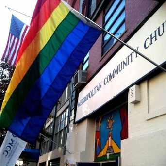 Photo of Metropolitan Community Church of New York in Hell's Kitchen, New York