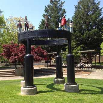 Photo of Caroline Freeland Park in Bethesda