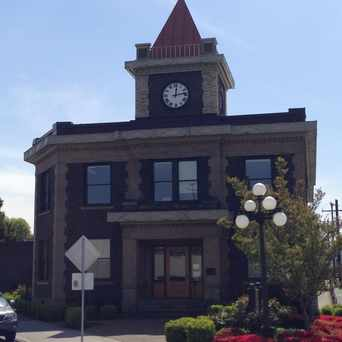 Photo of Old Georgetown City Hall in Georgetown, Seattle