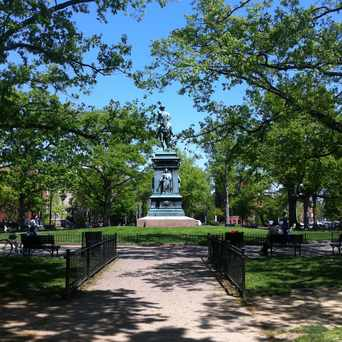 Photo of Logan Circle in Logan Circle - Shaw, Washington D.C.
