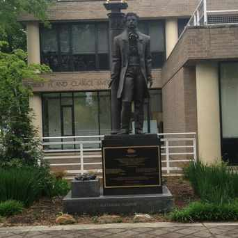 Photo of Alexander Pushkin Monument in Foggy Bottom - GWU - West End, Washington D.C.