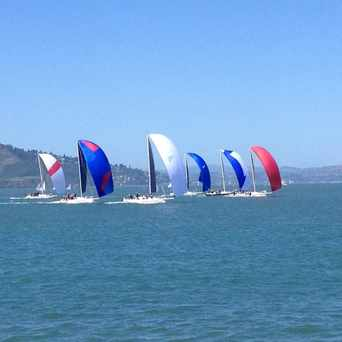 Photo of St. Francis Yacht Club in Marina District, San Francisco