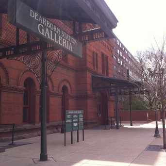 Photo of Dearborn Station in South Loop, Chicago