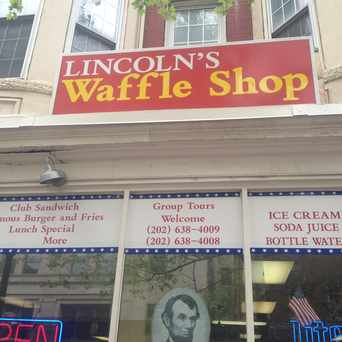 Photo of Lincoln's Waffle Shop in Downtown-Penn Quarter-Chinatown, Washington D.C.