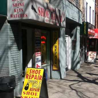 Photo of Europe Shoe Repair in Kips Bay, New York