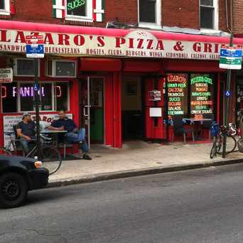 Photo of Lazaros Pizza House in Rittenhouse Square, Philadelphia