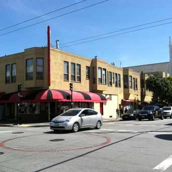 Photo of Stockton & Vallejo in North Beach, San Francisco