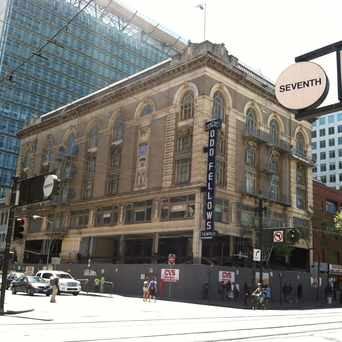 Photo of Seventh St & Market St in Tenderloin, San Francisco