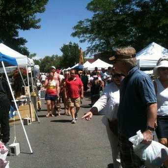 Photo of Old South Pearl Street Farmers Market in Platt Park, Denver