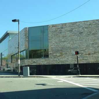 Photo of Boston Public Library in Wellington Hill, Boston