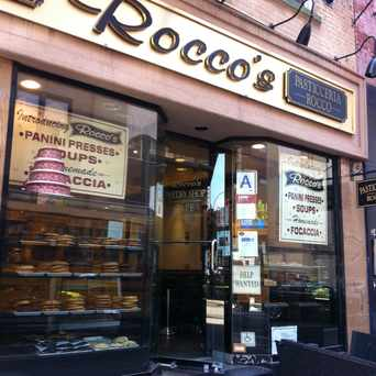 Photo of Pasticceria Rocco in West Village, New York