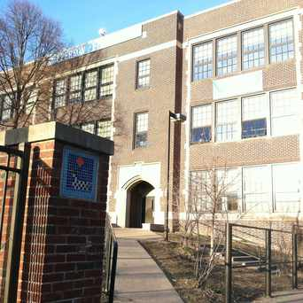 Photo of Jefferson Elementary School in Lowry Hill East, Minneapolis
