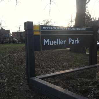 Photo of Mueller Park in Lowry Hill East, Minneapolis