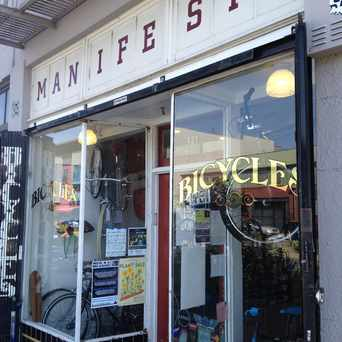 Photo of Manifesto Bicycles in Mosswood, Oakland