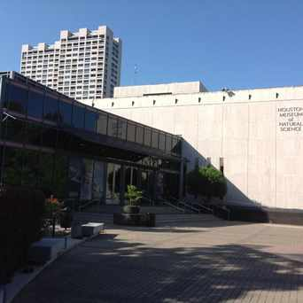 Photo of The Houston Museum of Natural Science in The Museum District, Houston