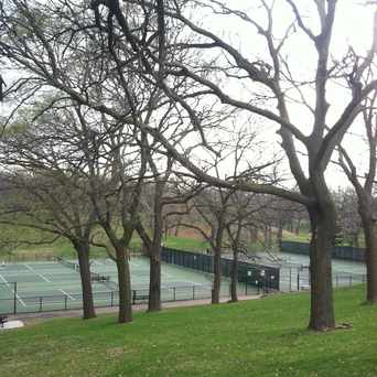 Photo of Tennis Courts in Kenwood, Minneapolis