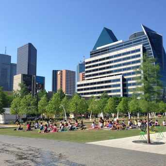 Photo of Klyde Warren Park in Dallas