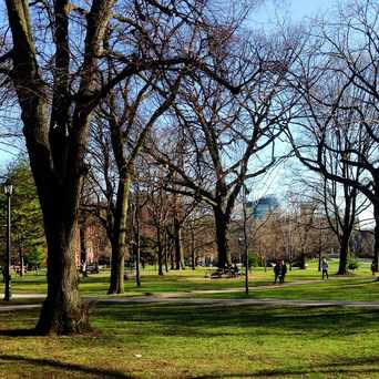 Photo of Queen's Park in Toronto