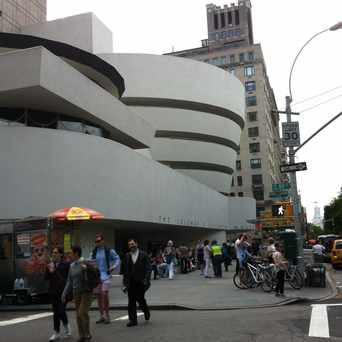 Photo of Guggenheim Museum, 5th Avenue, New York, NY in Upper East Side, New York