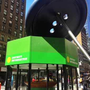 Photo of The Big Button in Garment District, New York