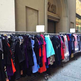 Photo of W 35th St in Garment District, New York