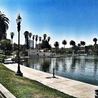 Photo of MacArthur Park, Los Angeles, CA in MacArthur Park, Los Angeles
