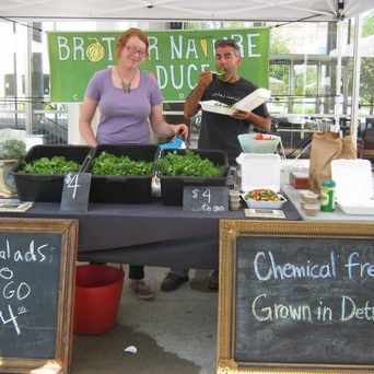 Photo of Wayne State University Farmers Market in Detroit