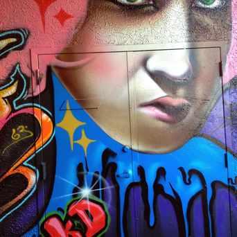 Photo of Santa Fe Dr & W 10th Ave in Lincoln Park, Denver