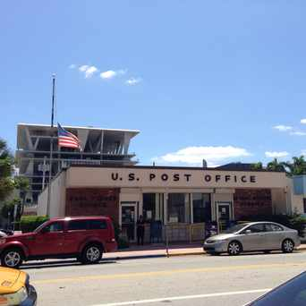 Photo of US Post Office in City Center, Miami Beach