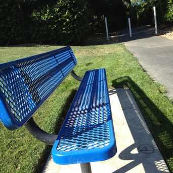 Photo of Bike Path in Woodward Park, Fresno