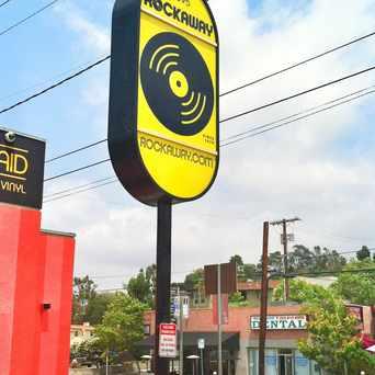Photo of Rockaway Records in Silver Lake, Los Angeles