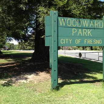 Photo of Woodward Park in Fresno