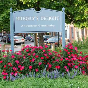Photo of Washington and Martin Luther King Blvd in Ridgely's Delight, Baltimore