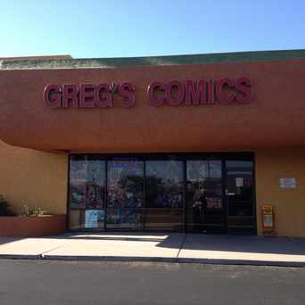 Photo of Greg's Comics in Dobson Ranch, Mesa