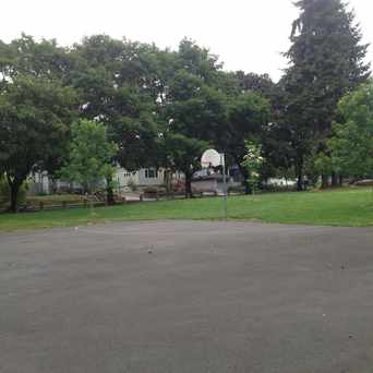 Photo of Half Basketball Court in Hough, Vancouver