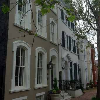 Photo of Rowhouses in Old Town, Alexandria