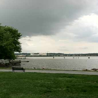 Photo of Oronoco Bay Park in Old Town North, Alexandria