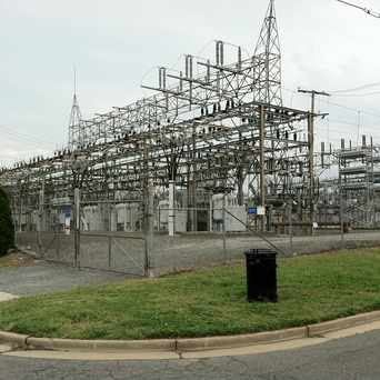 Photo of Jefferson Street Substation in Alexandria