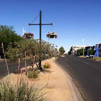 Photo of Street View By Central Ave And Carlisle in Nob Hill, Albuquerque