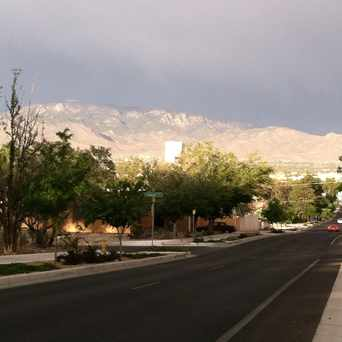Photo of Coal Ave @ Hermosa Dr. in Nob Hill, Albuquerque