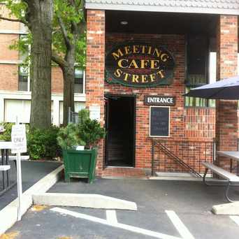 Photo of Meeting Street Cafe in College Hill, Providence