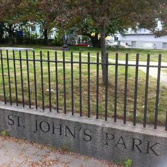 Photo of St. John Park in Federal Hill, Providence