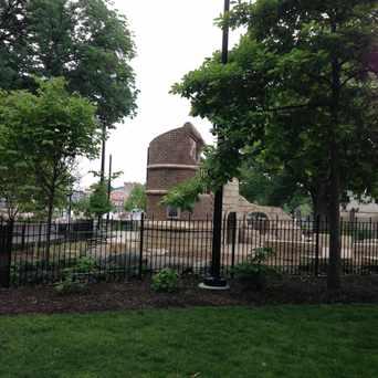 Photo of Washington Park in Over-The Rhine, Cincinnati