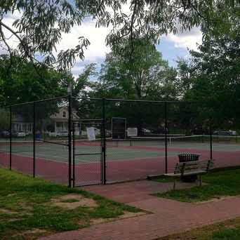 Photo of Maury Park Tennis Courts in Ashton Heights, Arlington