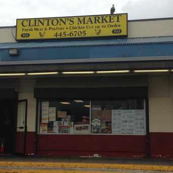 Photo of Clinton Market in Lower Washington - Mount Hope, Boston