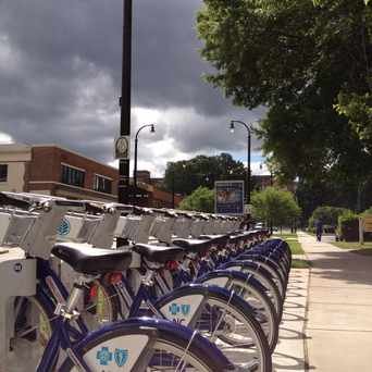 Photo of B-cycle: Elizabeth Ave./Presbyterian Hospital in Elizabeth, Charlotte