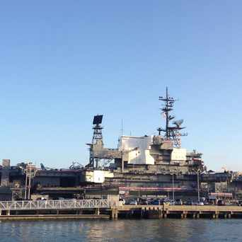 Photo of USS Midway Museum in Marina, San Diego