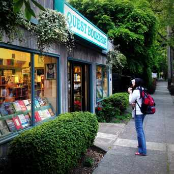 Photo of Quest Bookshop in Capitol Hill, Seattle